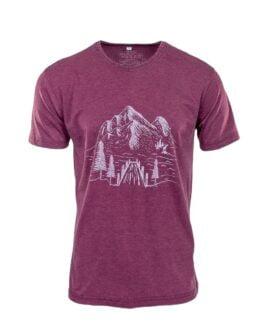 Mountain Lake Sketch T-shirt 1_WEBv