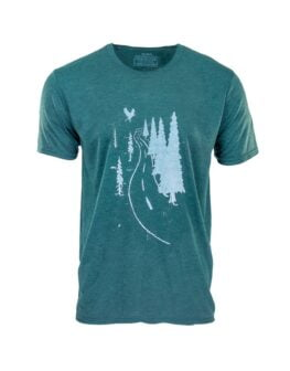 Open Road Sketch T-shirt 1_WEBv