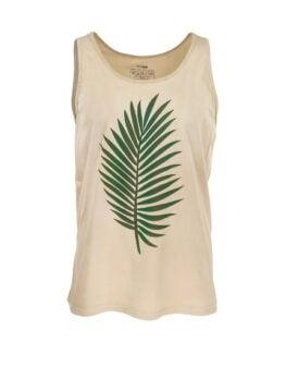 Palm Leaf Print Sandy Vest_WEBv