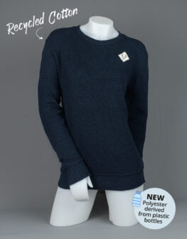 Eco Sweater Blue